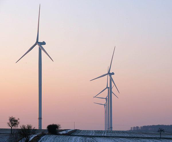 21 parcs éoliens en Moselle