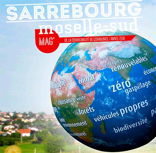 Sarrebourg/Moselle - Sud : une démarche d'écologie industrielle et territoriale