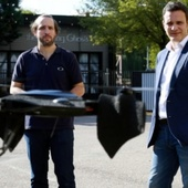 VIDEO. Ez-Manta, un drone avec intelligence de vol