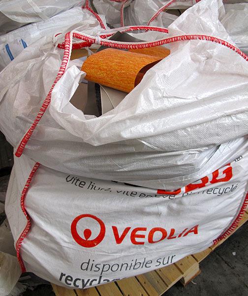 Veolia à Maizières-les-Metz traite le PVC de Tarkett