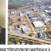 Le Laboratoire de Caractérisation des Matériaux à Faulquemont a été inauguré le 8 mars