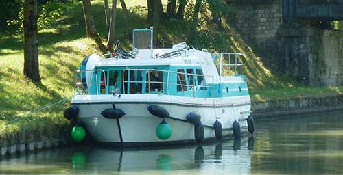 NAVIG FRANCE, acteur du développement du tourisme fluvial en Moselle