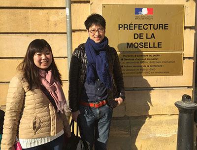 De futurs ambassadeurs de la Moselle !