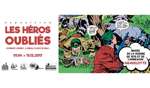 Découvrez la Moselle à l'occasion de Kirby Super-Héros, Festival Cabanes 2017