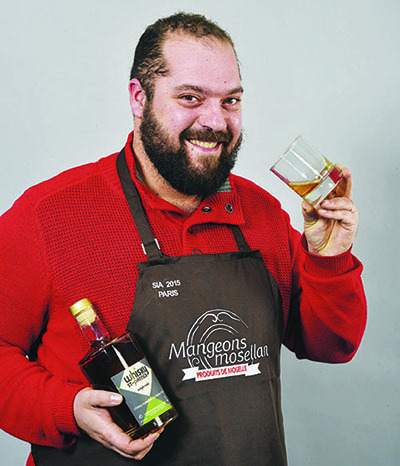 Du whisky made in Moselle !