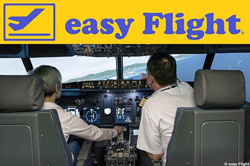 Easyflight à Terville : bienvenue à bord !