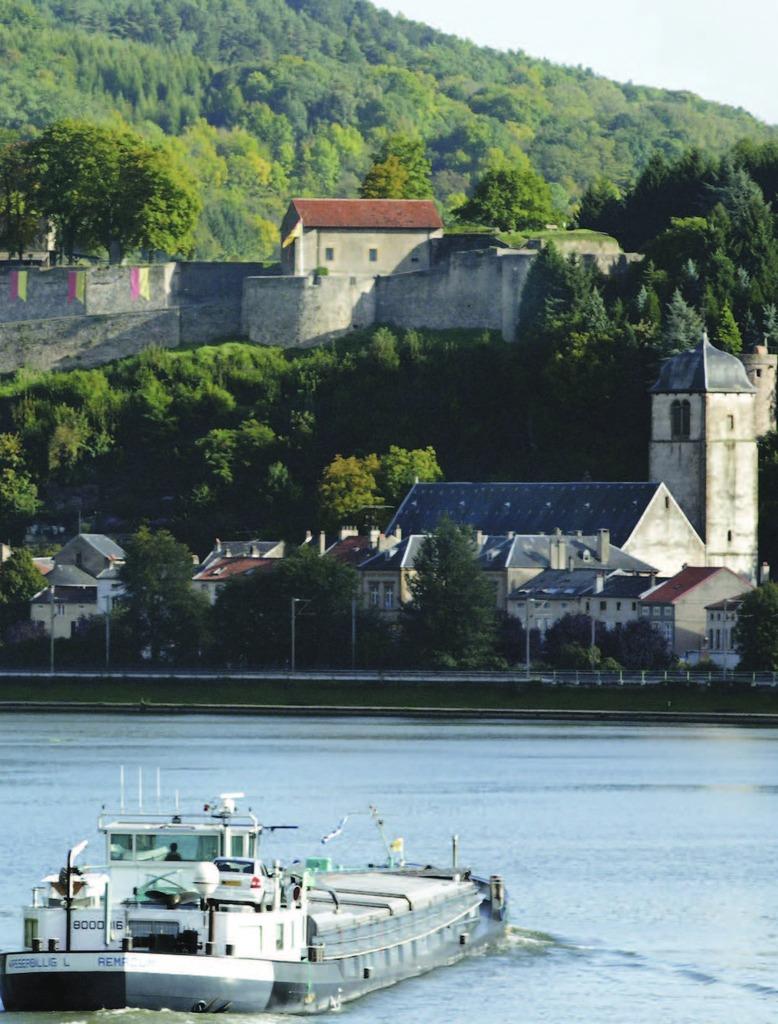 Le Château des Ducs de Lorraine - Crédit photos Jean-Claude KANNY - Collection Moselle Attractivité