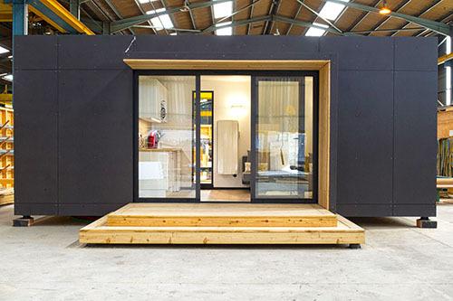 NOVA, l'habitat modulaire sans permis de construire