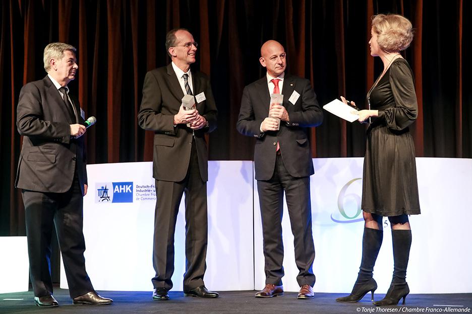 Evénement : Prix Franco-Allemand de l'Economie