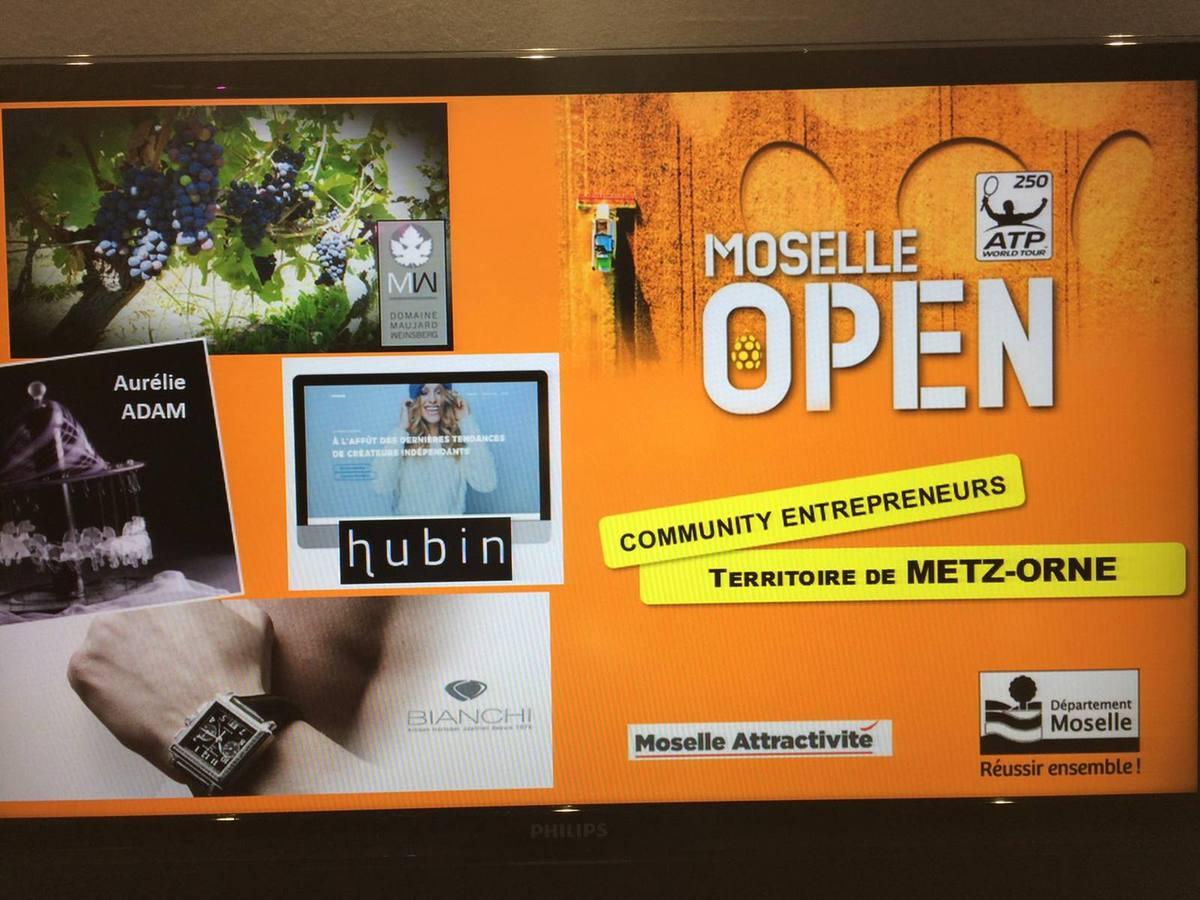 """""""Mise en lumière"""" des jeunes entrepreneurs en Moselle - Territoire de Metz Orne"""