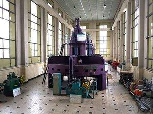 La centrale hydroélectrique d'Argancy : plus d'un siècle d'énergie propre