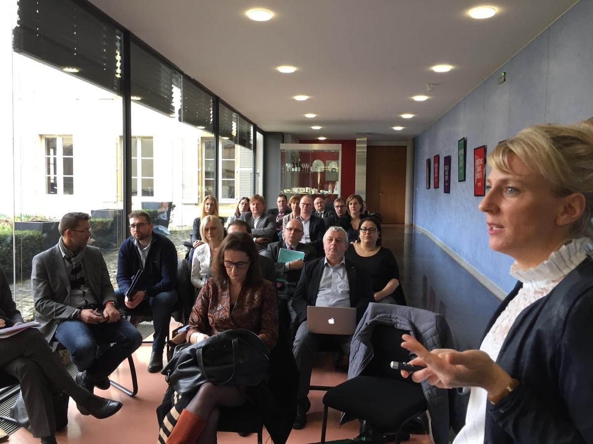 Moselle Attractivité présente les actions menées par Regional Partner
