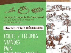 Un magasin de produits fermiers ouvre à Longeville-les-Saint-Avold