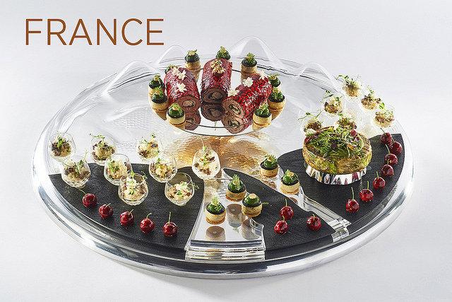 Les plats FRANCE au BOCUSE d'OR EUROPE 2018