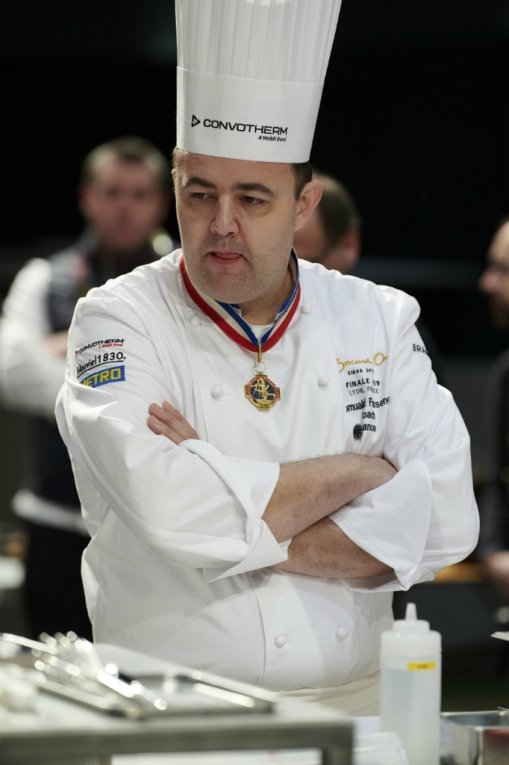 Team France Bocuse d'Or 2019 © julien-bouvier_sirha