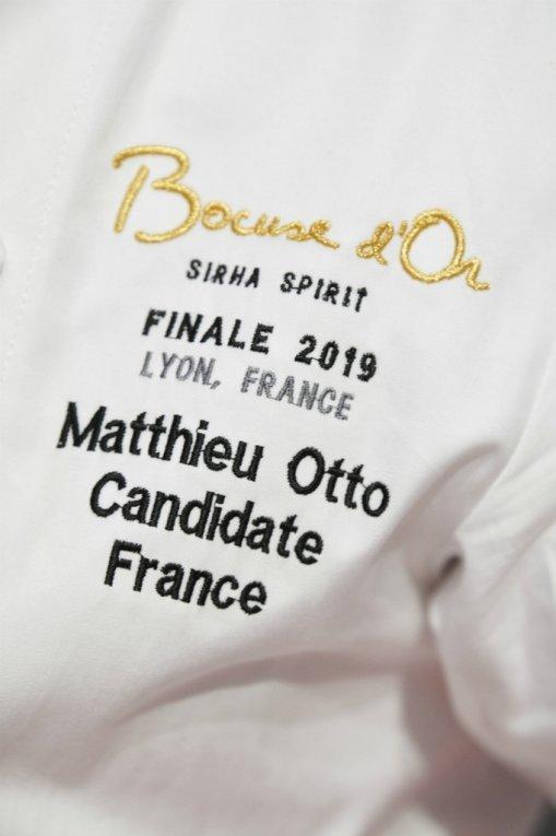 Team France Bocuse d'Or 2019 © julien-bouvier_sirha