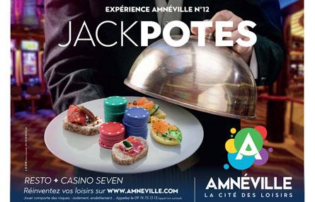 Expérience Amnéville Seven Casino