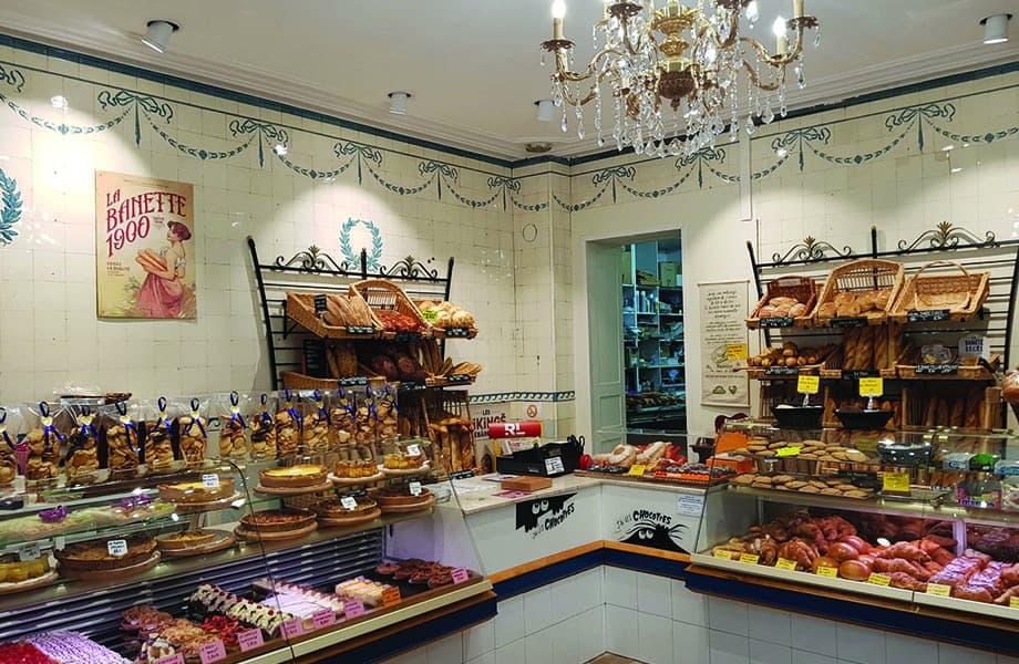 Boulangerie Pâtisserie BUCCI