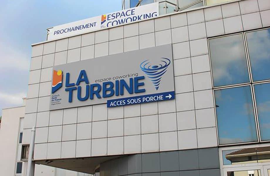 Espace de coworking La Turbine Forbach