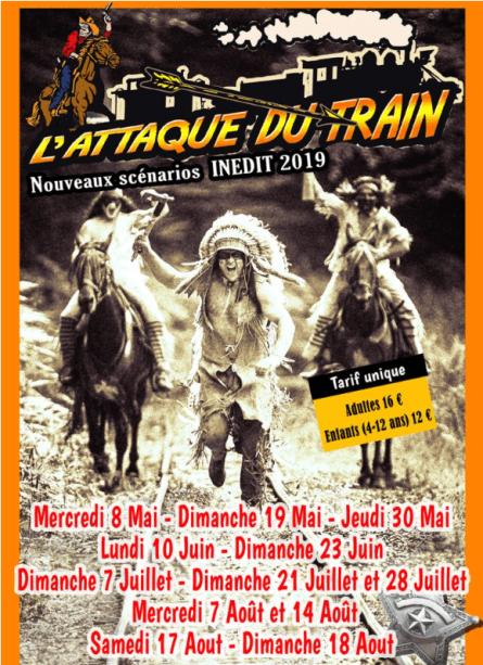 Abreschviller Train touristique