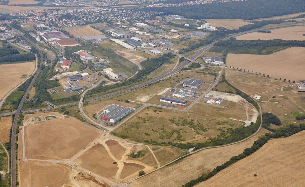 Zone Industrielle de Faulquemont