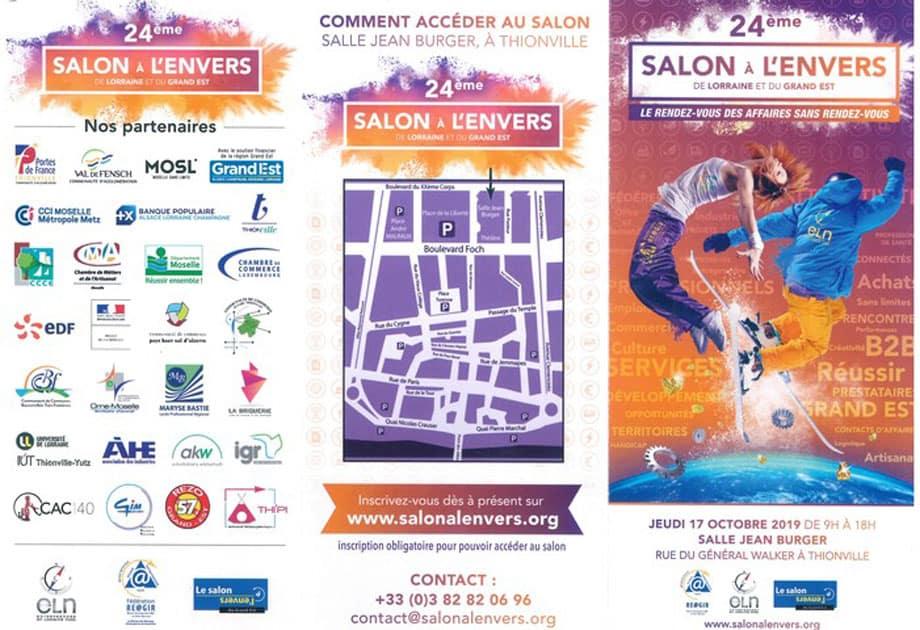 Salon à l'Envers Thionville