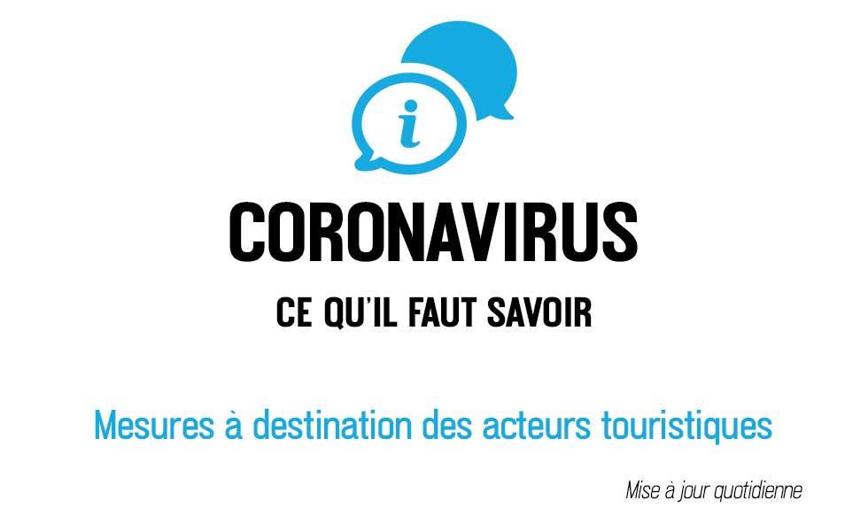 Covid-19 Blog tourisme