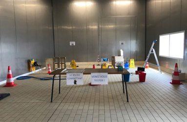 CFR Bénestroff - Semaine de la Sécurité